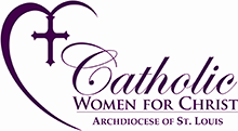 Catholic Women for Christ Logo